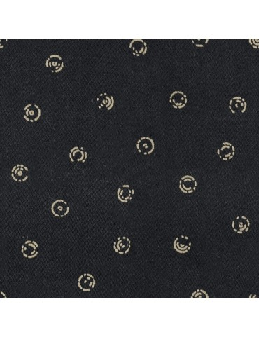 Black Earth Print Shirt