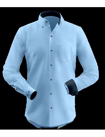 Light Cyan Shirt