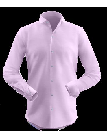 Lavender Dobby Shirt