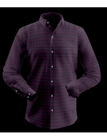 Rosewood Checkered Shirt