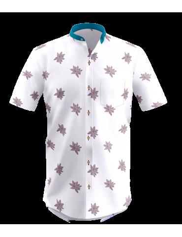 Shirt - Floral half