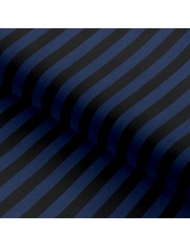 Blue Black Stripes