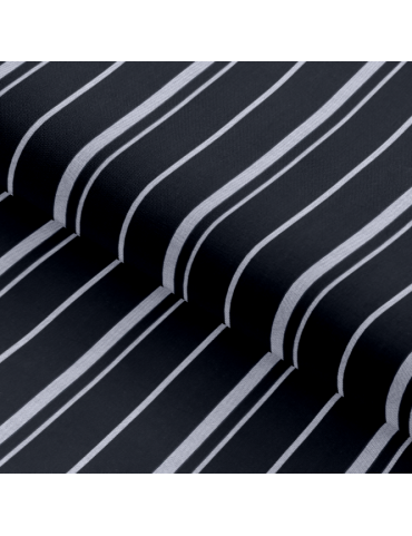 Black Grey Stripes