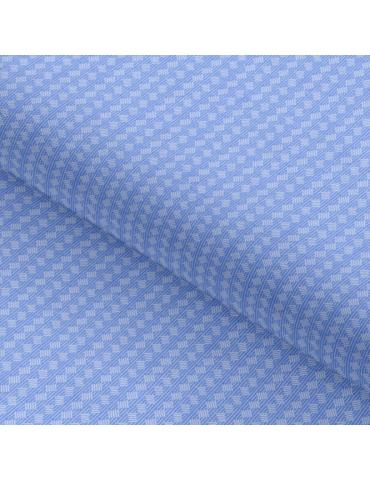 Blue Self Print