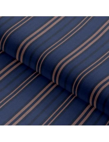 Blue Road Stripes