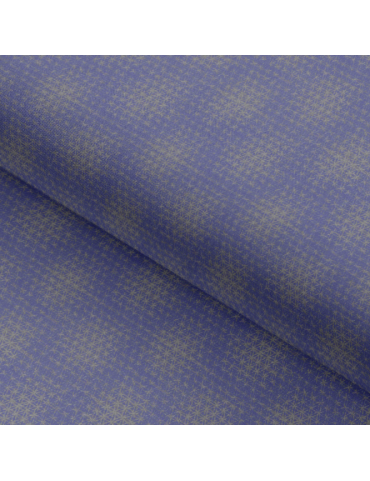 Blue Spot Print